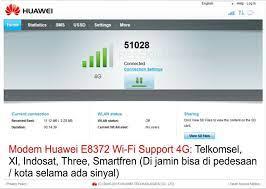 Pergi ke menu setelan atau pengaturan. Cara Setting Modem Huawei E3276 Kartu Smartfren Berbagi Info Kartu