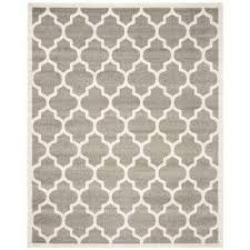 amherst dark gray beige 9 ft x 12 ft indoor outdoor area