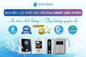 Máy lọc nước ion kiềm Fuji Smart có tốt không? Nên mua ở đâu?