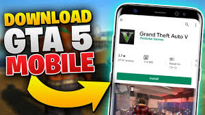 APK GTA 5 - Download Official GTA 5 for Android & iOS Download Grand Theft  Auto V/GTA 5 APK v0.2.1 - YouTube