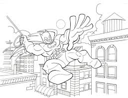 Small Picture Superfriends Coloring Pages Coloring Home