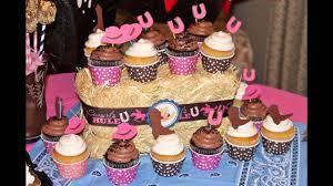 Cowgirl Birthday Decorations Beautiful Cowgirl Birthday Party Decorations Ideas Youtube