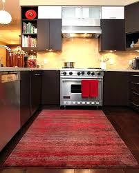 kitchen accent rug kitchen accent rugs washable s ideas image of red red kitchen accent rugs