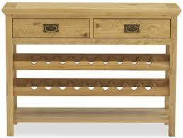 Wine Rack Console Table Wine Rack Console Table R Nongzico