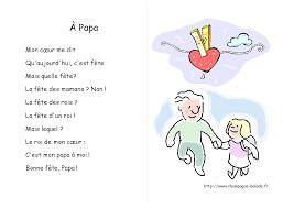 Poèmes Fêtes Des Pères Assistante Maternelle Argenteuil Orgemont