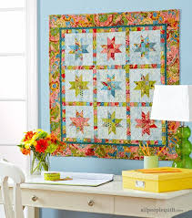 wall quilt projects