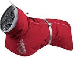 Hurtta Extreme Warmer Dog Winter Jacket Orange 22 In