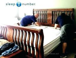 frame for sleep number bed – circleand.co