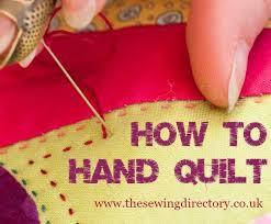 Best 25+ Hand quilting ideas on Pinterest | DIY hand quilting ... & Hand quilting guide by Sarah Fielke Adamdwight.com