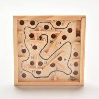 Wooden Maze Game With Ball Bearing Who Sells Educational Wood Maze Game Toys Wooden Ball Maze Toys On 80