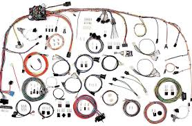 american autowire harness wiring options for c10s hot rod network reproduction wiring harness american autowire offers a variety of kits for chevy pickups this is a classic update