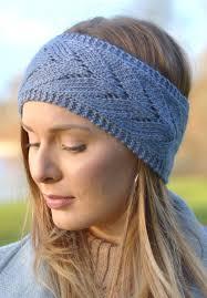 Knitted Headband Pattern Custom Design