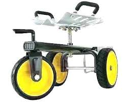 garden seat with wheels rolling garden cart with seat scoot n do garden seat rolling garden garden seat with wheels