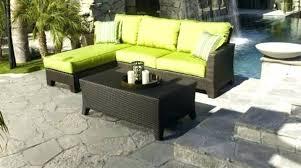 wicker furniture cover l shape patio furniture outdoor wicker furniture cushion covers