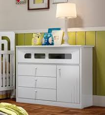 kids room furniture india. McJose Chest Of Four Drawers In White Finish Kids Room Furniture India
