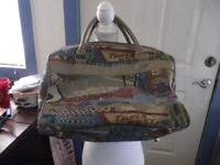 pioneer express luggage. pioneer express tapestry safari carry on luggage duffel tote bag r
