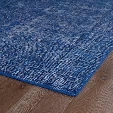 blue flat weave rug designs