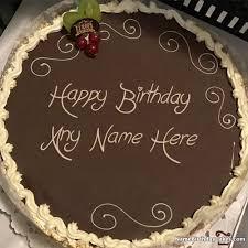 Write Name On Birthday Cake Images