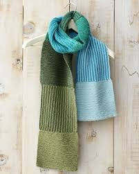 Knitted Scarf Patterns Extraordinary 48 Free Scarf Knitting Patterns FaveCrafts