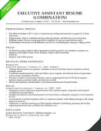 Resume Objective Statement Administrative Assistant Resume