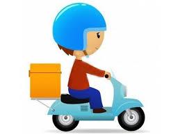Kết quả hình ảnh cho Chở hàng bằng xe máy