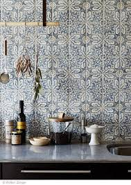 lets discuss patterned cement tile elements of style blog