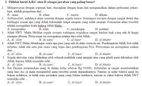 Rpp untuk kelas 1 sd / mi kurikulum 2013 edisi revisi 2018/2019. Soal Agama Kelas 7 Semester 2 Ilmusosial Id
