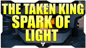 Destiny Buy Spark Of Light Destiny The Taken King Spark Of Light Consumable How To Get The Spark Of Light