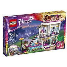 lego friends livi s pop star house 41135