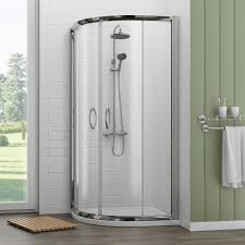 Newark Quadrant Shower Enclosure | The Best Shower Enclosures For Small  Bathrooms