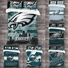 philadelphia eagles 3pcs bedding set