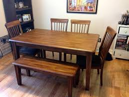 Ashley Furniture Kitchen Table 6 Seat Ashley Furniture Berringer Dining Set Great Condition