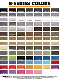 Cerakote Color Chart Cerakote Firearm Paint Finish Crushed Silver H 255 Oven