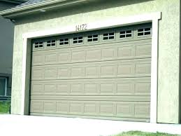 unique garage door will not stay closed cold weather