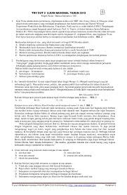 Selengkapnya berikut ini soal dan kunci jawaban ucun (to un) demikian info tentang soal dan kunci jawaban ucun (to un). Soal Sastra Indonesia Kelas Xii Bahasa Dan Kunci Jawaban