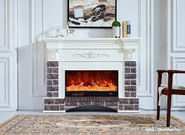 Tiled Hearth Designs For Wood Stoves China Wood Stove In Fireplace Mantel Tiles Design Electric