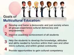 multicultural education a challenge to global teachers haertel 1998 9 goals of multicultural education
