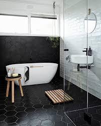 Black And White Bathroom Designs Custom Ideas