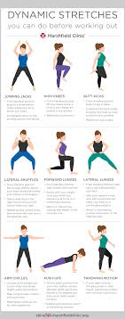 best exercise to lose weight dynamic stretches you can do before working out from shine365 more