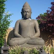 boudha statues du monde jardinerie truffaut