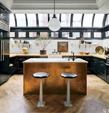 Stunning Kitchen Island Ideas Photos Architectural Digest