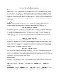 how to write narrative essay examples essay topics cover letter narrative essay examples reflective