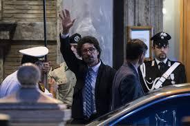 L'addio amarissimo di Toninelli dal ministero: «Ho donato tutto me stesso:  il sistema contro di me» - Open