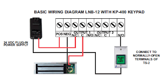 magnetic lock in a box maglock wiring diagram Maglock Wiring Diagram #32