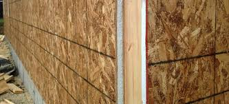 osb or plywood for roofs walls