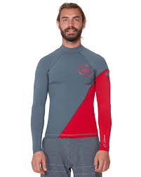 Quiksilver 1 0 Syncro Series New Wave Wetsuit Jacket Ash