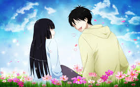 Cute Wallpaper Anime Girl And Boy ...