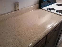 formica coutertop after resurfacing
