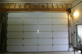 garage door inside. Wood Doors For Cool Fix Wooden Garage Door Panel And Average Cost Inside