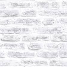 19 Inspirierend Baksteen Behang Wit